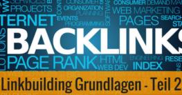 Linkbuilding Grundlagen Teil 2