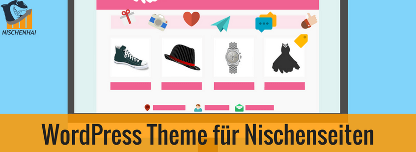 WordPress Affiliate Theme für Nischenseiten